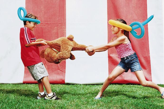 Ссоры между детьми: что с этим делать?