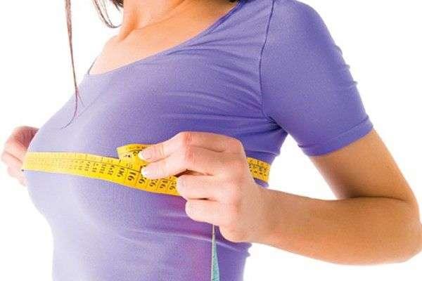Увеличение груди после родов