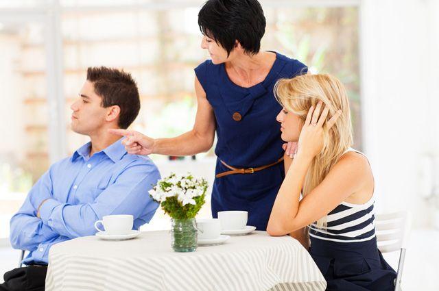 Как наладить испорченные отношения со свекровью?