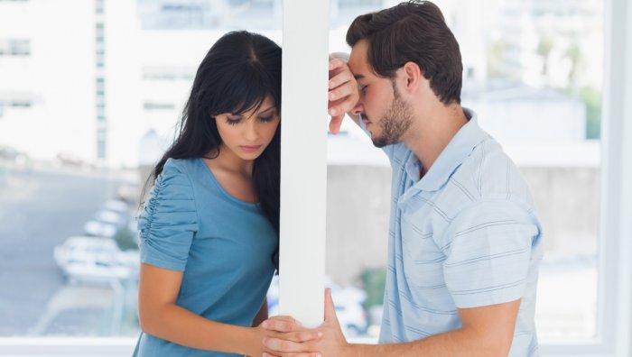 Как расстаться с мужем