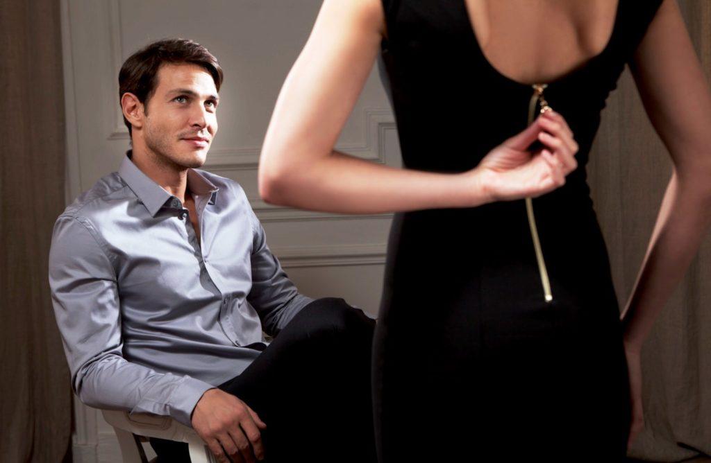 Как обольстить мужчину?