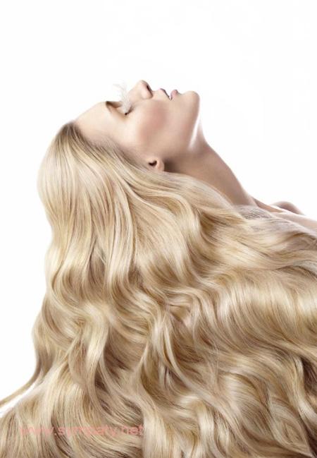 Оттеночный шампунь для темных волос