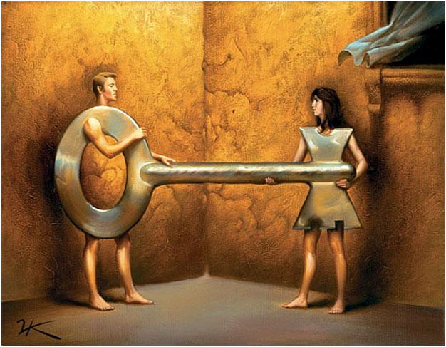 Мужчина и женщина: психология взаимоотношений