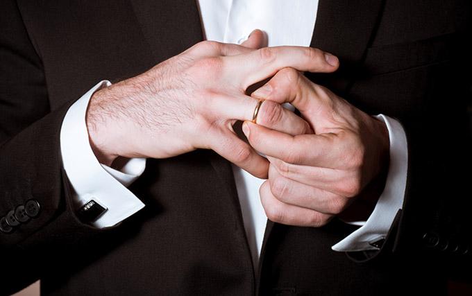 Если мужчина женат