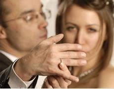 Признаки женатого мужчины